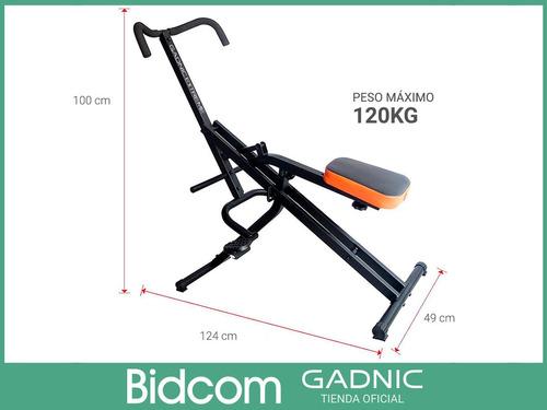 ejercitador múltiple gadnic hogar peso max 100 kg
