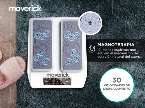 ejercitador pasivo masajeador maverick pies ancianos dolores