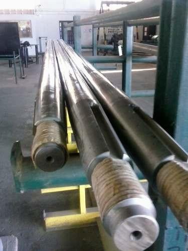 ejes de acero inoxidable para lanchas varios diametros