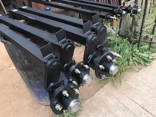 ejes de torsión 800 kg