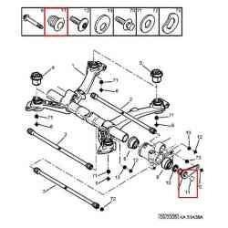 ejes traseros y arañas de motor reparaciones