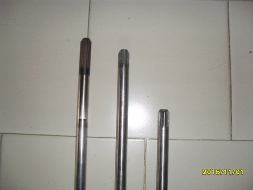 ejes y piñones de mercury verado y optimax