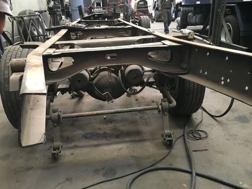 ejes y suspensiones camión y semi - 3er eje balancín