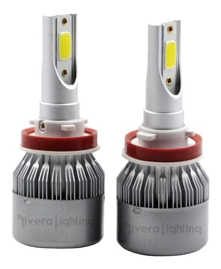 Tipos de luces led h4