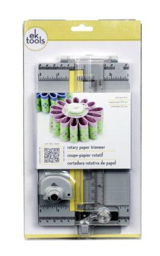 ek tools cortadora de papel, mini, nuevo paquete - nuevo