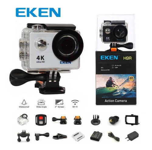 eken h9r 4k ultra disparador bluetooth wifi