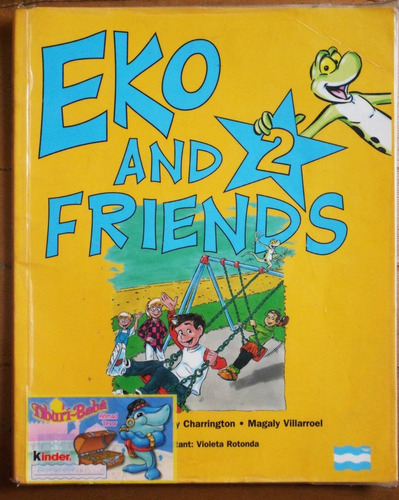 eko and friends 2 / cant - charrington - villarroel