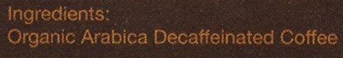 ekocups artesanal orgánico descafeinado café, café claro, fr
