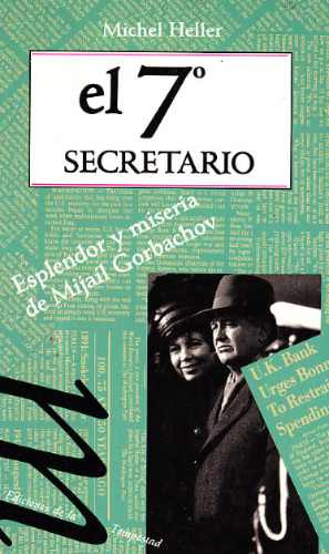 el 7º secretario - michel heller