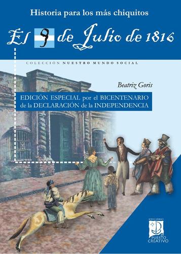 el 9 de julio de 1816