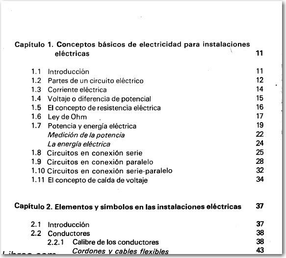instalaciones electricas becerril pdf download