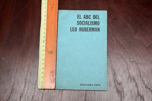 el abc del socialismo leo huberman