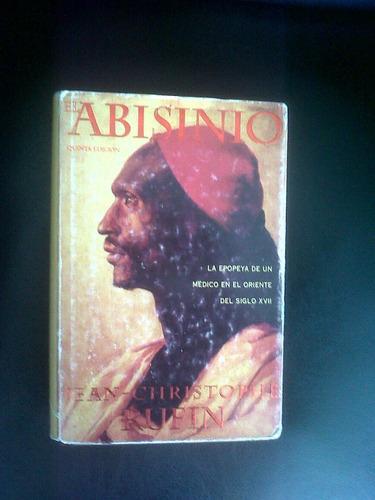 el abisinio- jean christophe rufin