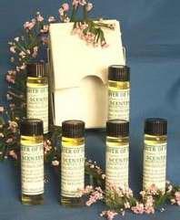 el aceite de la unción-el lirio de los valles-1/4oz (pack