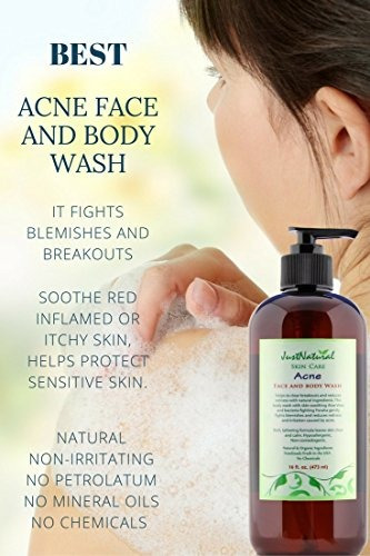 Facial and body wash