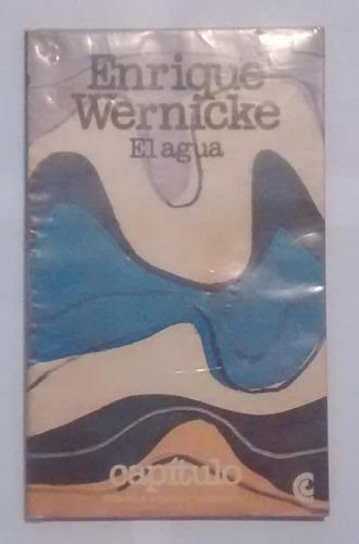 el agua - enrique wernicke