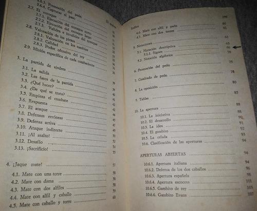 el ajedrez curso completo ricardo aguilera 1972