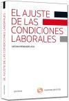 el ajuste de las condiciones laborales(libro )