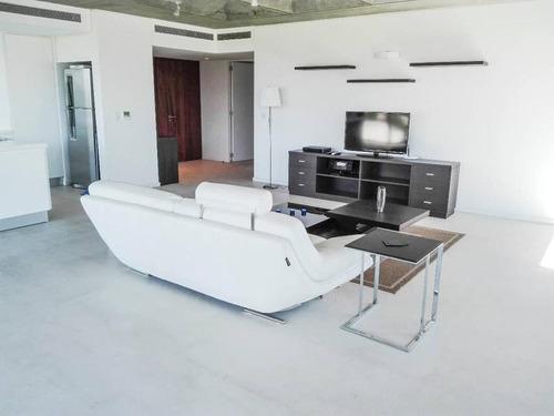 el aleph residences - puerto madero - alquiler temporario o a 2 años - amoblado - faena -
