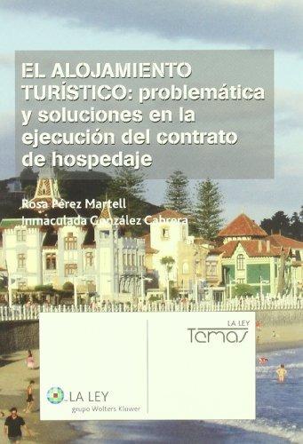 el alojamiento turístico: proble. envío gratis 25 días