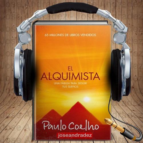 el alquimista - paulo coelho + 77 audiolibros mas