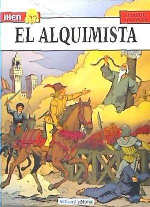 el alquimista(libro )