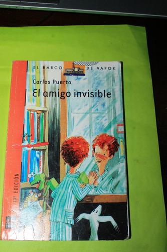 el amigo invisible  carlos puerto