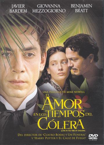 el amor en los tiempos del cólera( g. garcia marquez) dvd