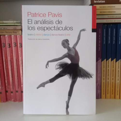 el análisis de los espectáculos de patrice pavis