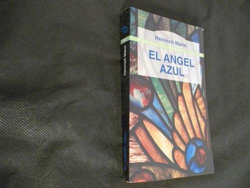 el angel azul de heinrich mann