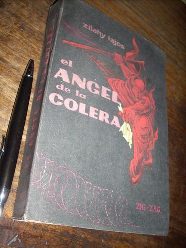 el ángel de la cólera lajos zilahy zigzag 1957