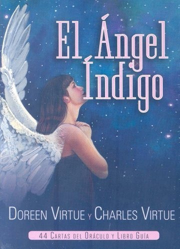 el angel indigo (oraculo) - doreen virtue - guytredaniel