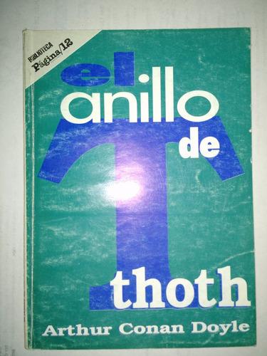 el anillo de thoth - arthur conan doyle- página 12