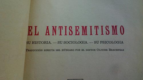 el antisemitismo bela szekely  tapas duras 1940
