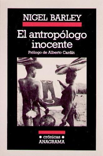 el antropologo inocente - barley, nigel