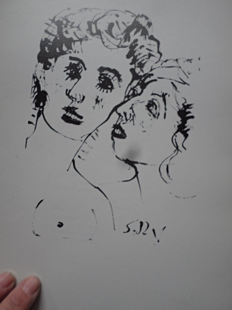El Arbol Truncado Poemas Gloria Arcuschin Dibujos Año 1984 - $ 720 ...