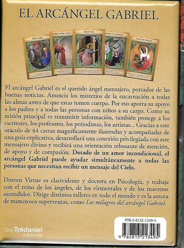 el arcangel gabriel ( cartas oraculo)