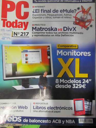el arcon 13 revistas pc today computacion windows linux