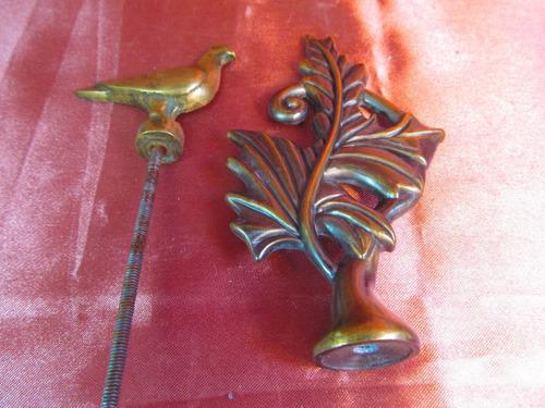 el arcon accesorio de metal y soporte con punta de ave 69510
