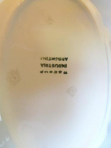 el arcon alhajero despojador de  porcelana hartford 15042