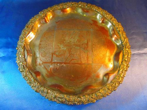 el arcon antigua bandeja rep sheffield victoria 28cm 38054