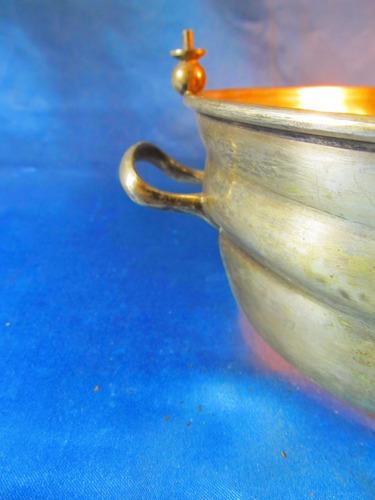 el arcon antigua base de metal para baño maria 34056
