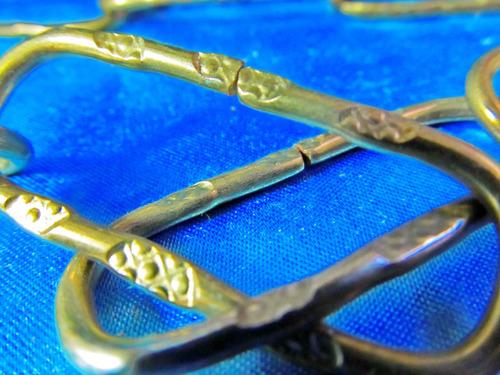 el arcon antigua cadena  liviana para araña   796