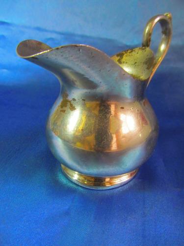el arcon antigua jarra para agua plata 7,5x10,5cm 12052