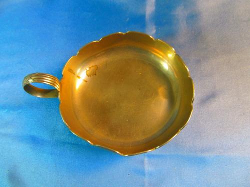 el arcon antigua ponchera de plata los mellizos 12cm 53518