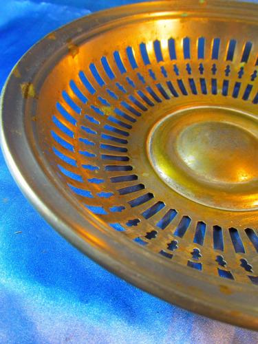 el arcon antiguo centro de mesa calado plata ausonia 35061