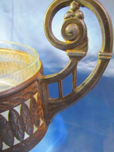 el arcon antiguo centro de mesa made in germany 32050