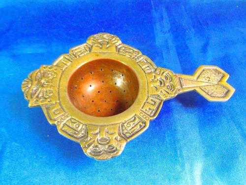 el arcon antiguo colador de te 22055