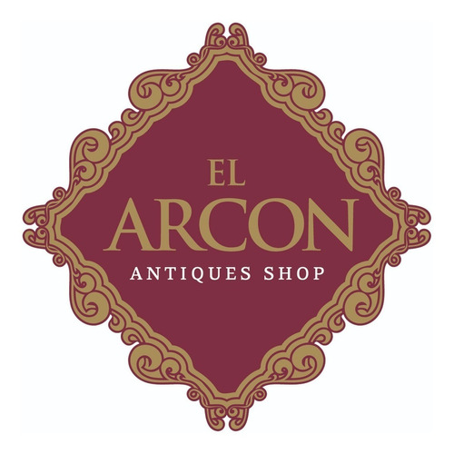 el arcon antiguo copon de metal con pie 20 cm 46500
