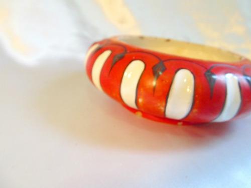 el arcon antiguo despojador de ceramica checoslovaco 8004